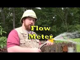garden hose flow meter. Flow Meter Review - A Water Timer For Your Garden Hose