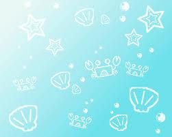 発見海のいきもののフリー素材webホームページ素材イラスト