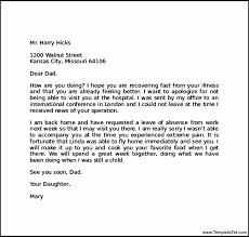 Apology Letter to Dad From Daughter