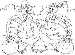 Small Picture Printable Thanksgiving Coloring Pages Archives In Free Printable