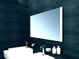 bathroom mirrors with lights. Mirrors Bathroom Led Illuminated Infra Red With Lights I