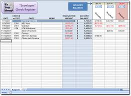 Financial Excel Spreadsheet Free Dave Ramsey Excel Spreadsheet To Use As An Envelopes