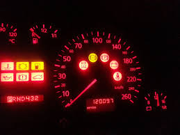 Exclamation Point Warning Light Coming Up On Family A4 Avant
