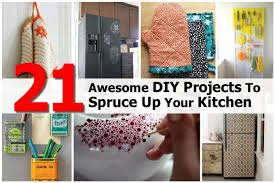 Kitchen Projects 21 Awesome Diy Projects To Spruce Up Your Kitchen