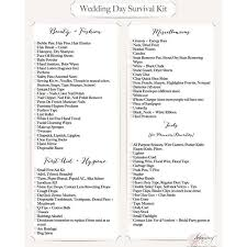 essentials every planner has their onsite wedding kit but brides grooms should have own bridal makeup