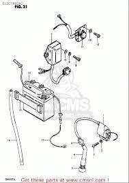 1977 suzuki ts 250 wiring diagram