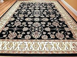 black rug 8x10 com black rug oriental rugs area inside inspirations black and white rug