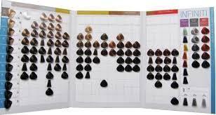 Infiniti Deluxe Shade Chart