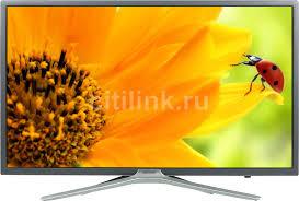 Обзор товара <b>lED телевизор SAMSUNG</b> UE32M5500AUXRU ...