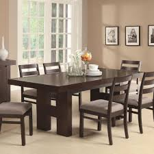 Top  Dining Room Furniture Array Dining Decorate - Dark wood dining room tables