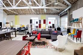 furniture modern contemporary stores design los angeles elegant designer