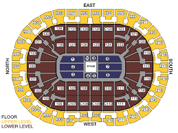 The Quicken Loans Arena Seating Chart The Q Seat Viewer Erie