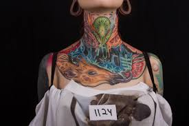 татуировщик из сибири тату на теле как личный дневник