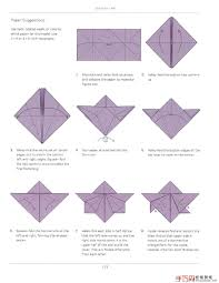 Paper Folded Flower Origami Flowers Diagram On How To Fold A Simple Orchid