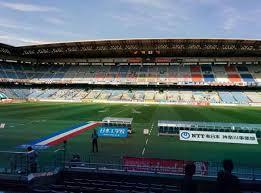 Nissan Stadium Yokohama Section Ss Home Of Yokohama F