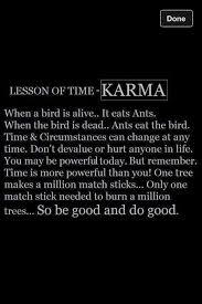 What Is Karma Aussagekräftig Lebensweisheiten Sprüche