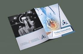 Healthcare Brochure Classy Design A Brochure For A Healthcare Consulting Company Freelancer