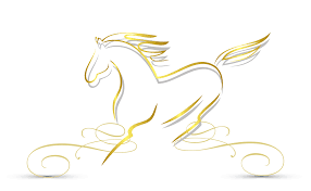 Design Free Logo - Horse online Logo Template