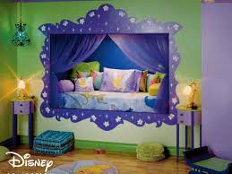 Ideas  Beautiful Girl Bedroom With Purple Paint Color - Little girls bedroom paint ideas