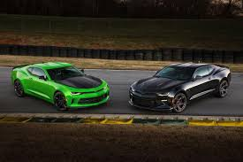 Camaro chevy camaro 1le : 2017 Chevrolet Camaro 1LE Introduced, Package Now Available on V6 ...