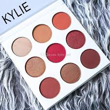 kylie jenner makeup palettes pressed powder eye shadow brand matte kyshadow kit eyeshadow palette cosmetics eyeshadow tips green eyeshadow from kylie