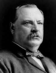 Image result for President Grover Cleveland dedicates