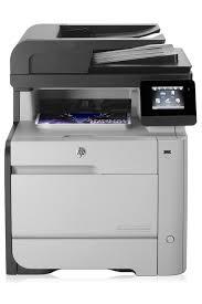 Hp Cf387a Color Laserjet Pro M476dw Multifunction Printer Copy
