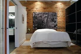 image cassic industrial bedroom furniture. Industrial Bedroom Decor Classic Exposed Brick Walls Images Image Cassic Furniture I