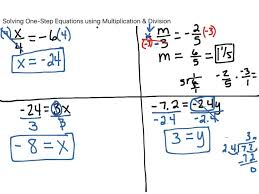 solving equations using multiplication and division worksheets math algebraic with worksheet 960