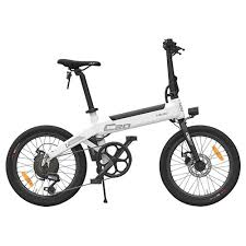 <b>Xiaomi HIMO C20</b> Foldable Electric Moped Bicycle White