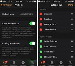 Treadmill Pace Chart Km 7 Apple Watch Tips For Runners Cnet