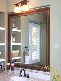 Wall Mirrors Medium Size Bathrooms Designbath Mirrors Tall