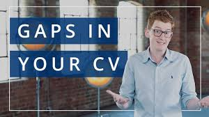 Gaps In Your Cv How To Explain Unemployment Youtube