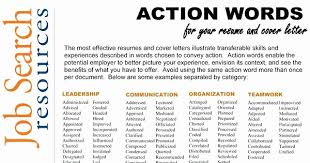 Best Of Action Verbs For Resume Elegant 237 Best Word Images On