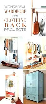 clothes rack ideas rustic clothes rack how to make a clothes rack best farmhouse clothes racks