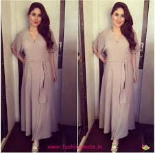 indian celebrity outfits kareena kapoor in trench coat