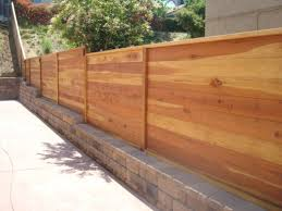 Horizontal Fence Panels Ideas Design Ideas Attractive in Horizontal