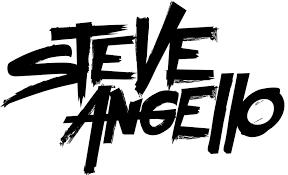 logo font steve angello logo font forum dafont com