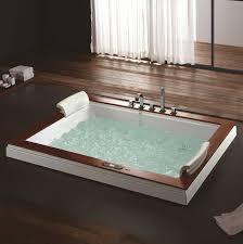Whirlpool Bathtubs   Luxury Bathroom Corner Whirlpool Bath Tubs - USA