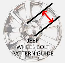 Jeep Liberty Bolt Pattern Delectable LA Wheel Chrome OEM Wheel Experts Jeep Comanche LA Wheel