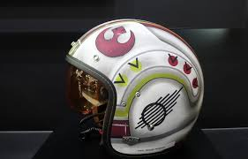 hjc s latest themed helmet the rebel pilot from star wars