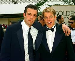 Matt Damon Is The Ultimate Wingman To ...