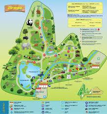 zoo maps. Delighful Zoo Zoo Negara  Map For Maps