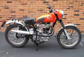 custom scrambler royal enfield 500 bike urious