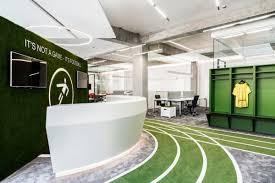 Office Envy A Look Inside Soccer App Onefootballs Berlin Office