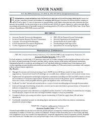 accounts payable resume sample template cipanewsletter account executive resume sample cipanewsletter