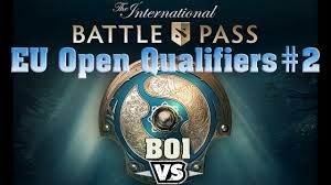 dota 2 live bo1 ti 7 eu vs cis open qualifiers 2 youtube