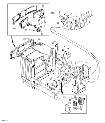 Electrical wiring john deere diagram stx land rover discovery connectors harness yellow deck sabre schematic symbols gator pto clutch automatic black switch