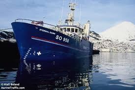 <b>ETERNAL DAWN</b> (Fishing Vessel) Registered in Ireland - Vessel ...