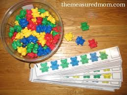 Pattern Activities For Preschoolers Stunning 48 Simple Ways To Teach Patterns To Preschoolers The Measured Mom